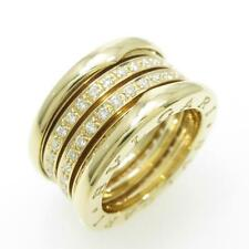 Authentic BVLGARI B.zero1 4 Band Ring  #260-001-251-3994