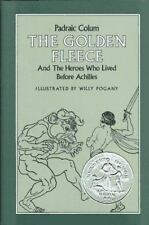 The Golden Fleece: And the Heroes Who Lived Before Achilles-ExLibrary