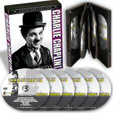Charlie Chaplin Collection - 51 Films on 6 DVDs! - NEW!