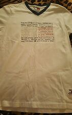 TOMMY JEANS Tommy Hilfiger Womens Size Large Graphic T Tee Short Sleeve