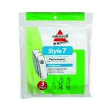 GENUINE BISSELL STYLE 7 3 BAGS IN A PACK VACUUM CLEANER BAGS