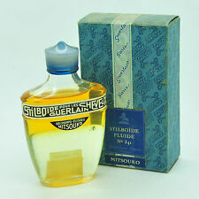 Vintage Guerlain Mitsouko 60ml Stilboide Fluid cologne sealed 40 year old