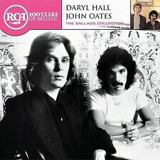 The Ballads Collection Hall & Oates Audio CD