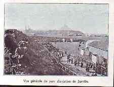 1912  -- VUE DU PARC D AVIATION DE JARVILLE  H111