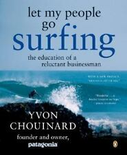 LET MY PEOPLE GO SURFING: The Education of a Reluctant Business Man PB FREE SHIP
