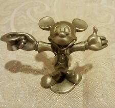 Disney's Mickey & Co. Mickey Mouse Tuxedo Hudson Pewter Figure Figurine Lance Co