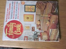 1963 Family Circle Magazine August issue Ideas for Home Do It Yourself