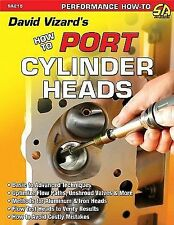 David Vizard's How to Port and Flow Test Cylinder Heads by David Vizard...