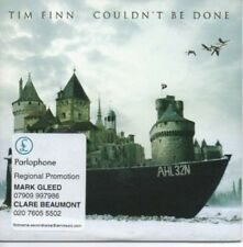 (AH252) Tim Finn, Couldn't Be Done - DJ CD
