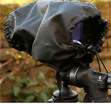 Rain cover + End Cap Cover fits Canon 24-105 f4 L  17-55 f2.8 Drawstring