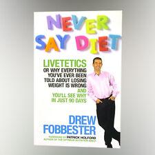 Nunca Decir Dieta ¿por Qué? Todo Lo You've Siempre Sido Dicho About Perdiendo