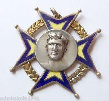 Silbermedaille --Deutsche Meisterschaft im Rasenkraftsport 1936 Backnang--