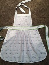 NWOT ANTHROPOLOGIE TWINKLE LIGHTS APRON With Pockets Christmas