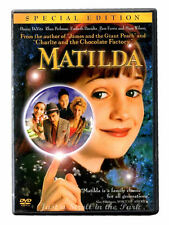 Matilda Complete 1996 Film Danny DeVito Special Edition Box / DVD Set NEW!