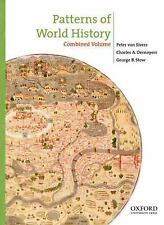 Patterns of World History, Combined Volume von Sivers, Peter, Desnoyers, Charle