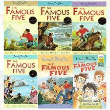 Good Old Timmy & Other Stories Famous Five Collection 6 Books Set 11-15 New Pack