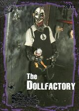 The Doll Factory Knott's Scary Farm 2011 Trading Card