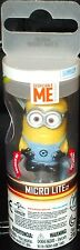 DESPICABLE ME Minion Made  DAVE 2 eyes ~ micro lite LED Light Keyring flashlight