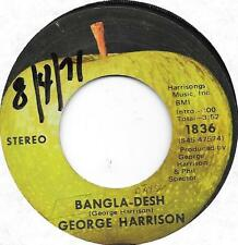 GEORGE HARRISON - BANGLA - DESH / DEEP BLUE