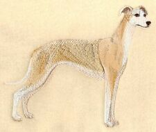 Embroidered Fleece Jacket - Whippet C3526 Sizes S - XXL