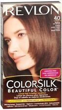 Revlon ColorSilk Hair Color 40 Medium Ash Brown 1 Each