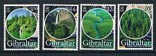 Gibraltar 2011 Europa Forests SG 1398/1401 MNH