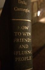 dale carnegie how to win friends and Influence People  HB 104th Printing 1964