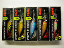 Rapala X-Rap XRS-8 Deep Diving Xtreme Shad Slashbait Fishing Lures 5 Colors!