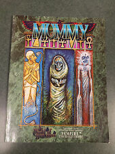 Mummy     World of Darkness    White Wolf     2221