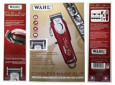 Wahl 5 Star Magic Clip 8148 Professional Cord/Cordless Fade Clipper 100-240 volt