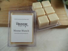 Moose Munch Scented 100% Soy Wax Melt - Mouth Watering Scent