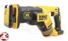 New DeWALT DCS367B 20 V MAX* XR Brushless Compact Reciprocating Saw (Tool O