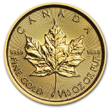 CANADA Maple Leaf Or 1/10 once 2017 - gold coin 1/10 oz