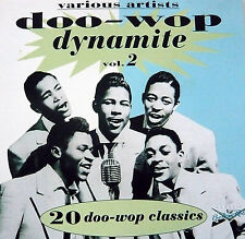 DOO-WOP DYNAMITE VOLUME 2 -  CD   MINT-   £4