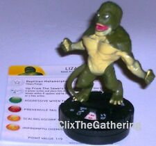 LIZARD M-009 The Amazing Spider-Man Marvel TabApp HeroClix