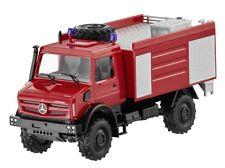 Unimog U5023 Feuerwehr 1:87 rot 5000 Busch