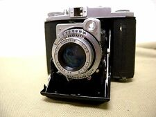 Vintage 1950s Sumida Proud Chrome Six II Camera 6 x 6 6 x 4.5 75mm f/3.5