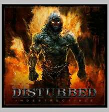 DISTURBED : INDESTRUCTIBLE (CD) sealed