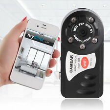 Infrared Night Vision Wireless WIFI P2P Remote Surveillance Camera Security RD