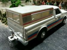 1/64 pickup truck camper shell topper cover  diorama DCP layout 4x4 farm ford