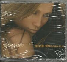 JENNIFER LOPEZ - HOLD YOU DOWN FEATURING FAT JOE!!  NR!!