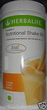 Herbalife Formula 1 Nutritional Shake Mix - Orange Flavor -500gm (2016 Stock)