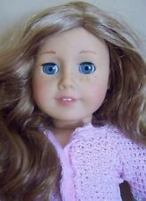 "18 "" AMERICAN GIRL NICKI FLEMING goty pleasant company year 2007 retired DOLL"