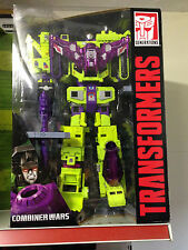 Transformers Combiner Wars SDCC 2015 Exclusive Devastator Boxed