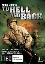 Audie Murphy                              To Hell And Back (DVD, 2008)