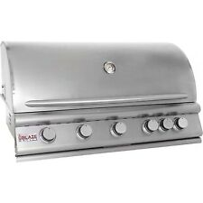 "Blaze 40"" 5 Brnr Built In Grillw/rear brnr 134-BLZ-5-NG  WE WILL BEAT ANY PRICE"