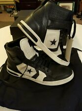 Converse John Varvatos Cons Weapon Mid Black Turtle Mens 8 Womens 9.5 NIB