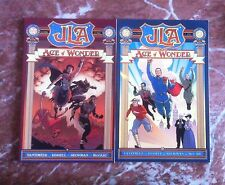 JLA AGE OF WONDER 1 AND 2 COMPLETE SET VERY FINE/NEAR MINT (G14)