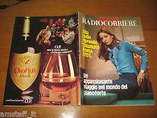 TV RD 1972/46=LIVIA CERINI=CANZONISSIMA=EDMO FENOGLIO 'IL PREZZO' AROLDO TIERI=