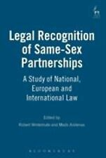 Legal Recognition of Same-Sex Partnerships: A Study of National, Europ-ExLibrary
